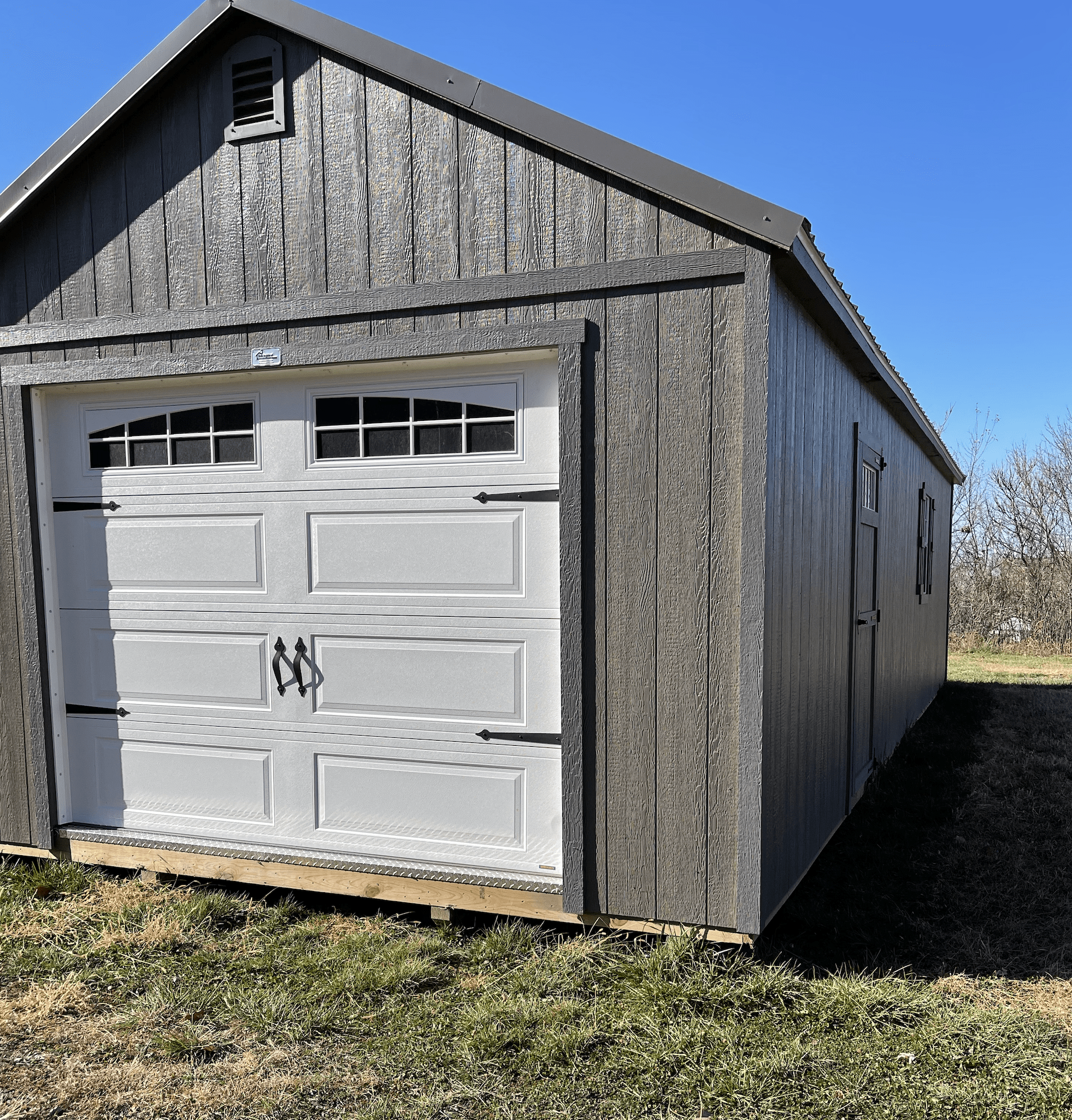 outdoor sheds in Missouri