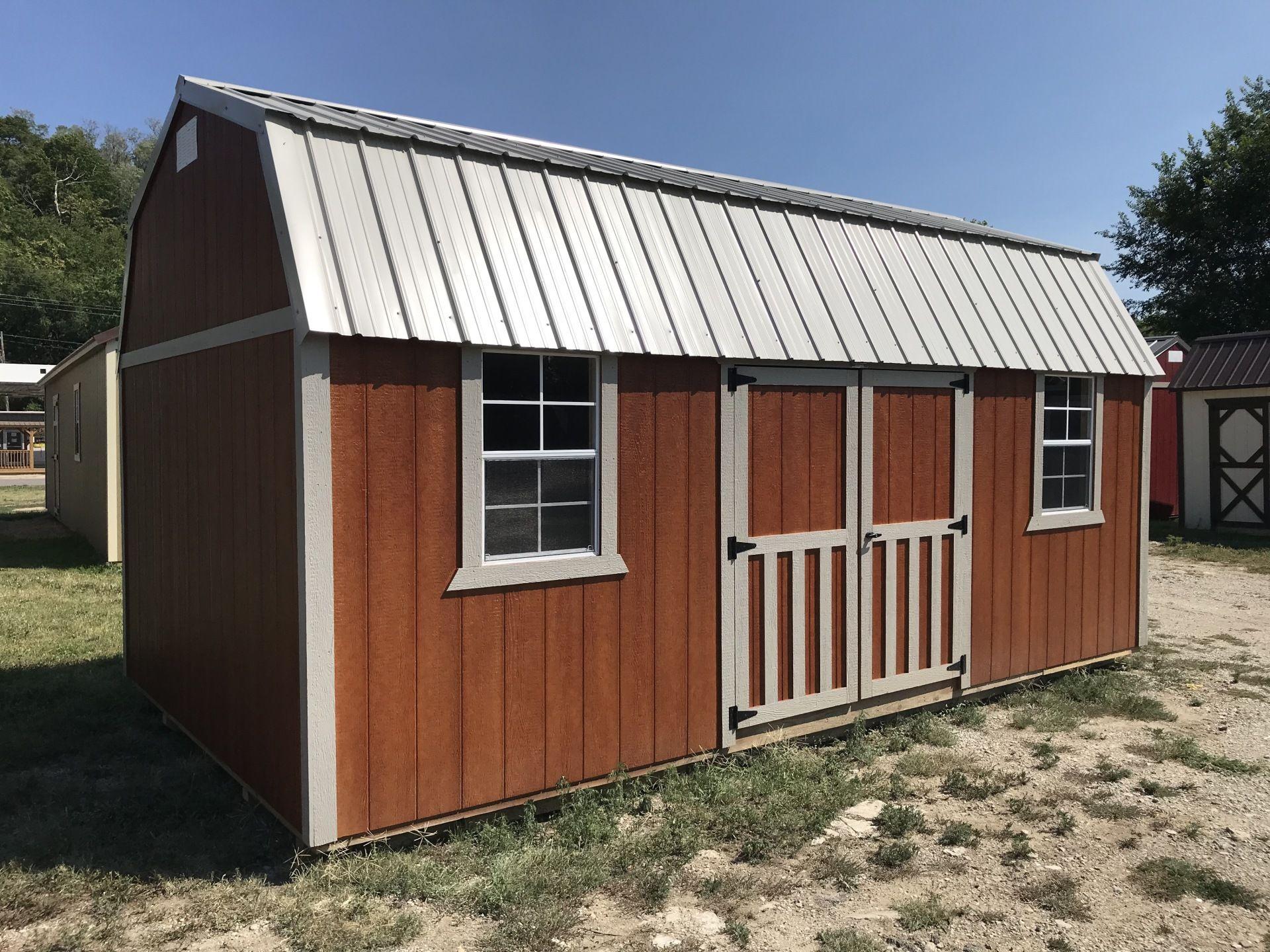 Side_Lofted_Barn_Portable_Buildings_MO